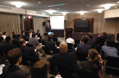 Bart Chilton, Commodity Futures Trading Commission (CFTC), Keynote Speaker at High Frequency Trading Leaders Forum 2012