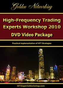 High-Frequency Trading Experts Workshop 2010 DVD Video Package