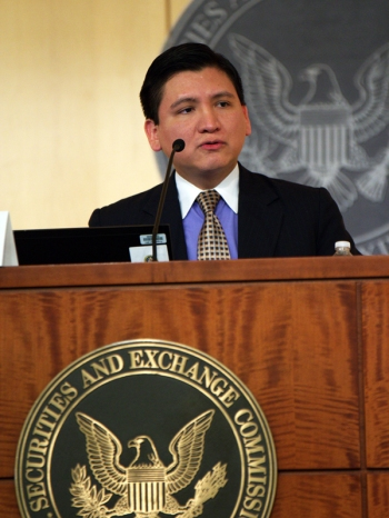 Edgar Perez, Knightmare on Wall Street, The Speed Traders, US Securities and Exchange Commission